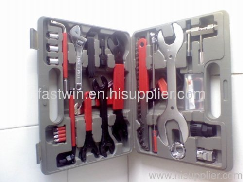 44pcs Multifunction Bicycle repair tool box