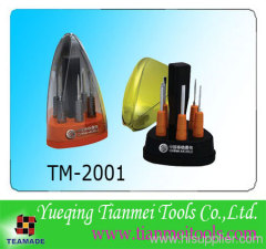 7 piece promotion toolkit / tool set / household tool