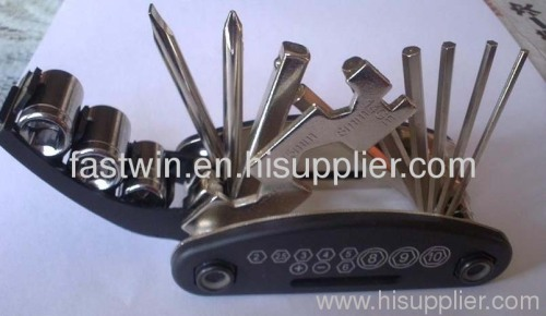 15 in 1 folding allen key set