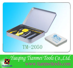 10 piece household tool kit