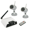 2.4GHz wireless security camera systems