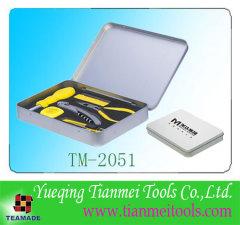 15 piece household tool kit