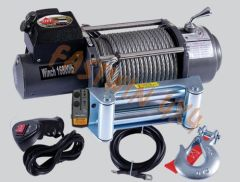 Heavy Duty Electric Winch 16800lb CE Approved