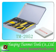 toolkit tools toolset tool set promotion gift hand tool