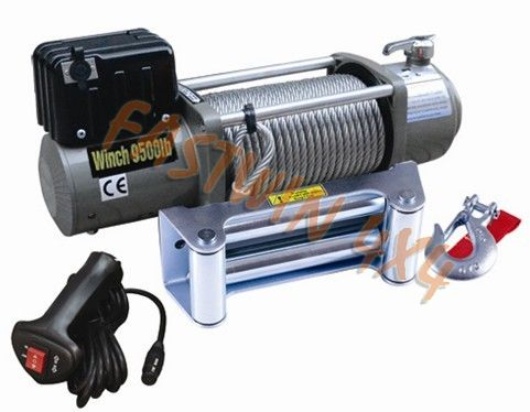 4X4 OFF ROAD ELECTRIC WINCH