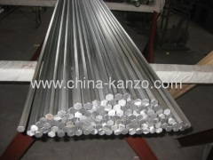 XM21 stainless steel hexagonal bar