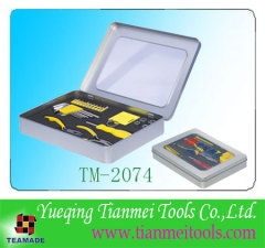 25 piece promotional toolkit with windows box