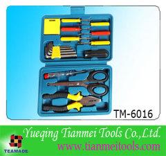 17 piece tool set