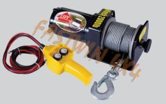 ATV Electric Winch 2000LB