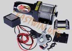 Electric ATV Winches CE 2500 lbs (1133 kg) single line