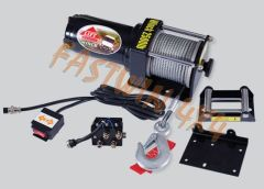 Atv Power Winches 2500 lbs (1133 kg) single line