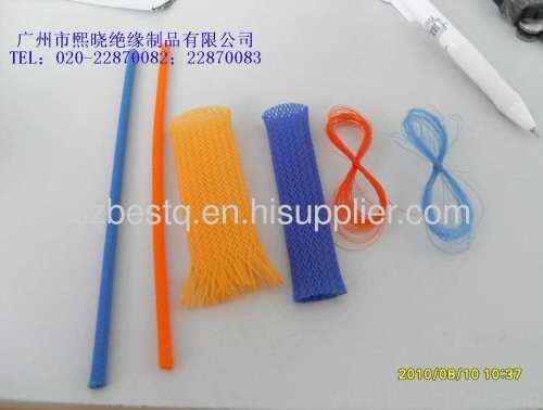 PET Expandable braided sleeve