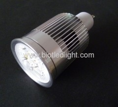 10W 5x2 High Power led spot GU10 base