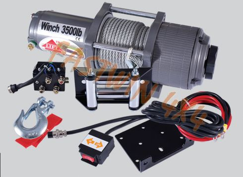 ATV Electric Winch (3500LBS)