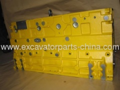 CATERPILLAR 3306 1n3576 EXCAVATOR ENGINE CYLINDER BLOCK
