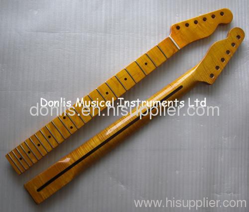 Are here home gt tele guitar necks one piece maple tele guitar necks