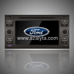 Old Ford focus Car DVD Player with GPS