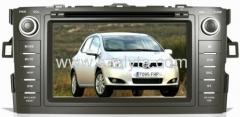 2012 TOYOTA Carolla Car DVD Player GPS