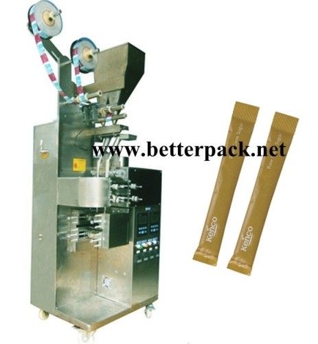 sugar stick machine