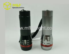 3w cree zoom flashlight