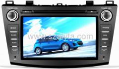 7inch New Mazda3 Navigation DVD Player