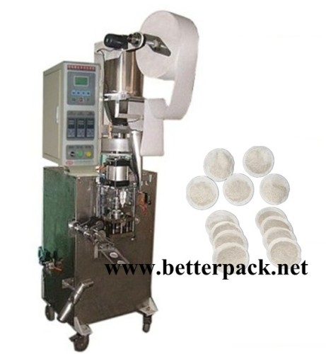 Tea Coffee Pod Making Packaging Machine Bt 28 Manufacturer
