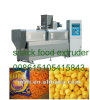 puffed snack food extruder