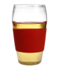 500ML Clear glass cups