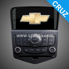 7inch Chevrolet CRUZ Car DVD Player with GPS