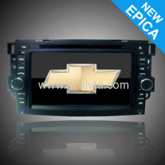 7inch Chevrolet NEW EPICA/CAPTIVA Car DVD Player with GPS