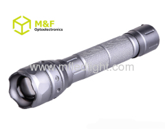 cree 3w zoom function led flashlight