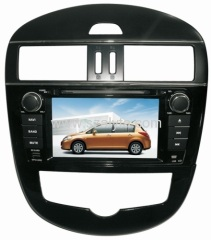 7inch Nissan new TIITA Car DVD Player with GPS