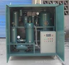 Turbine oil automation purification plant,used oil filtration machine