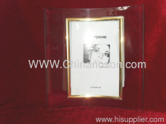 Transparent Glass Photo Frame PF04