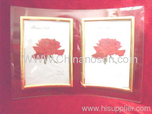 Transparent Glass Photo Frame PF05
