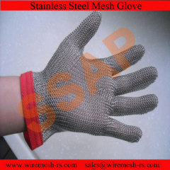 Stainless Steel Mesh Gloves