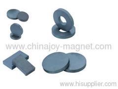 Ring Barium ferrite magnet