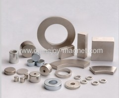 Sintered NdFeB Magnets with custom Disc