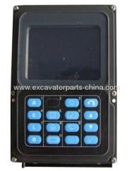 KOMATSU PC200-7 PC220-7 7835-16-1001 7835-12-3007 7835-26-1009 MONITOR