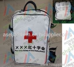 first-aid knapsack(Red Cross)