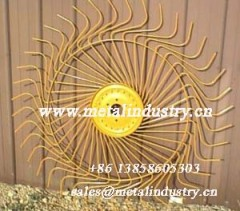 high quality replacement hay rake wheel complete unit 90095347 90095862