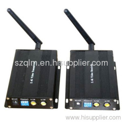 2.4 ghz wireless video transmitter