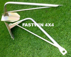 stainless steel plough anchor