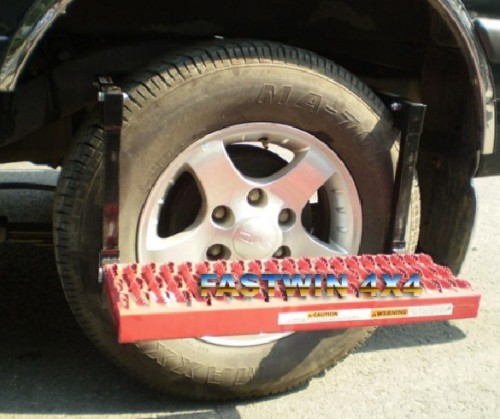 Truck Wheel Chock for various cars