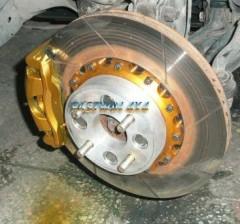 Wheel Parts Wheel Space