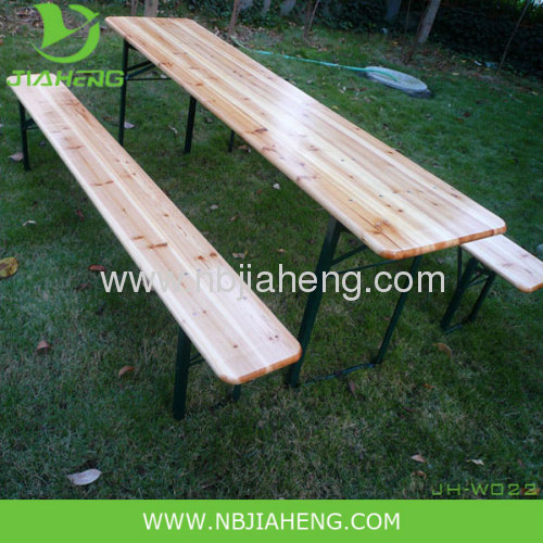 German Beer Garden Table from China manufacturer Ningbo Jiaheng