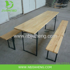 Beer GardenTable and Bench