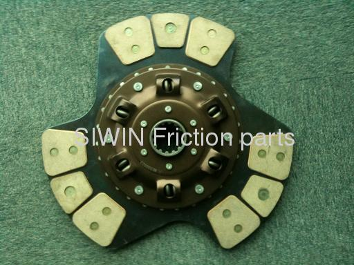 Clutch Pad Material : Clutch pads from china manufacturer siwin group co ltd