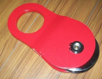 Winch Snatch Block for 4X4 Use