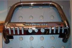4x4 Steel Front Bumper